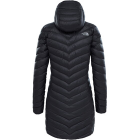 The North Face Trevail Parka Naiset, black